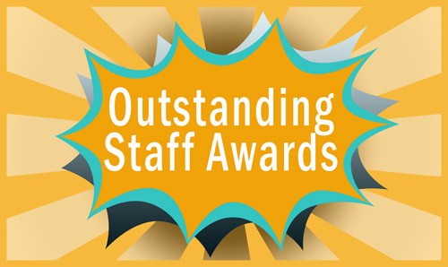 Outstanding staff awards logo