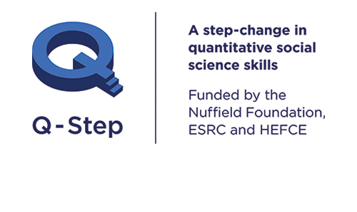 Nuffield Foundation Q-Step logo